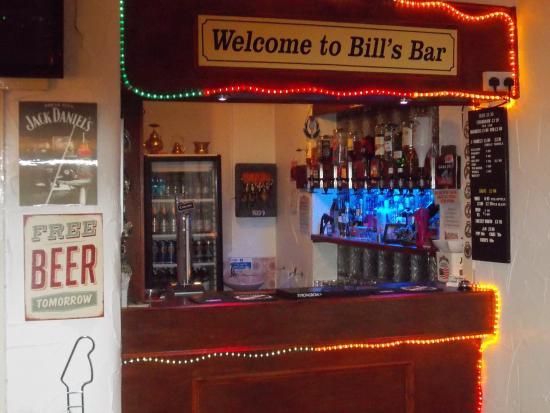 San Diego Guest House : Bill's Bar