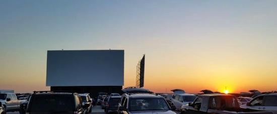 Drive in movie new braunfels
