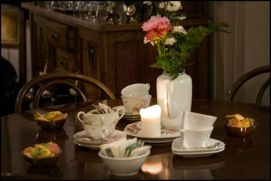 Torre del Porcellino: L'ora del thè
