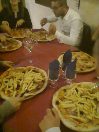 Viddalba, İtalya: La capazza