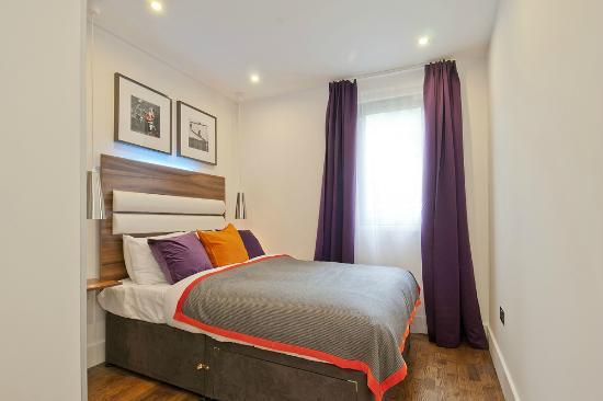 Go Native Camden : Studio Bedroom Area