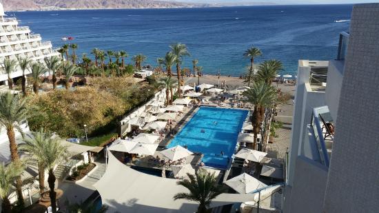 Rimonim Eilat : view from7 th floor