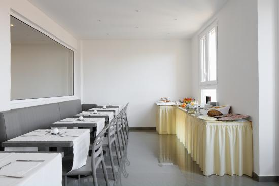 Hotel Cantoria: sala colazioni