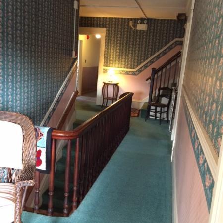 Weymouth, Canada: Hallway