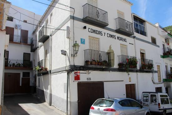 Pension Hostal Moreno