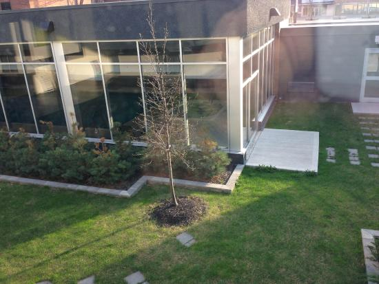 Holiday Inn Express - Sault Ste. Marie: Hotel Grounds