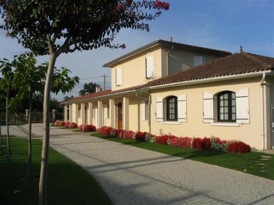 Listrac-Medoc, França: Bienvenue au Château REVERDI