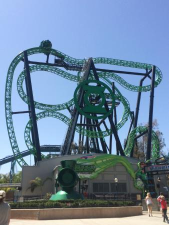 Santa Clarita, Califórnia: Six Flags Magic Mountain