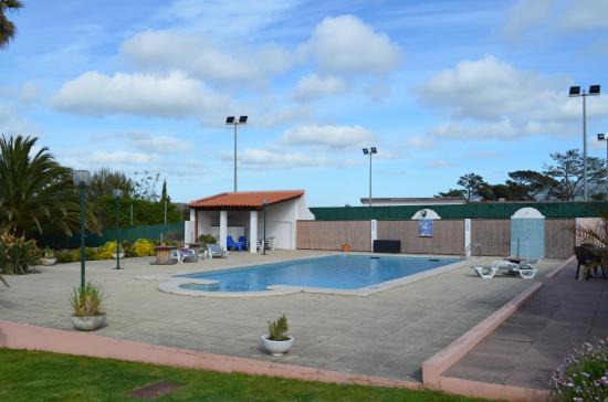 The Lodge: Der Pool für die willkommene Abkühlung