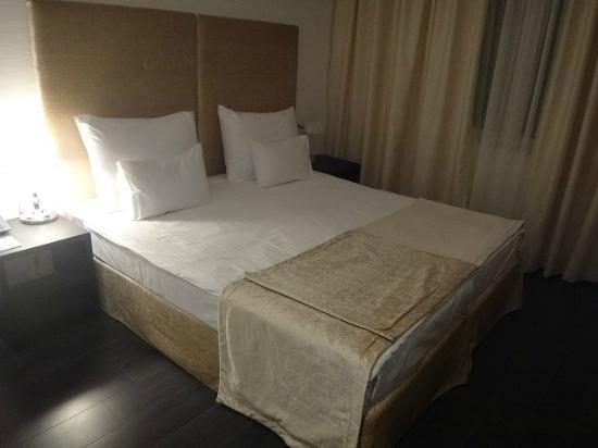 Hotel Astoria : Bedroom