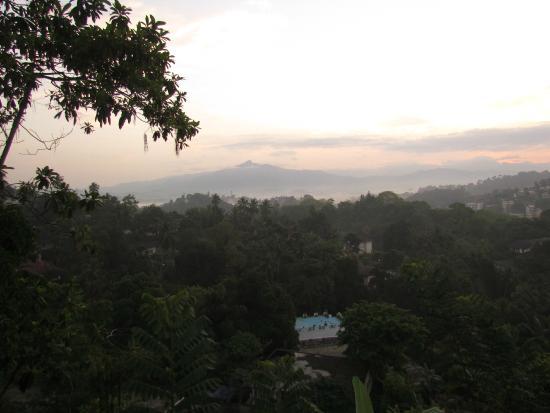 Spica Holiday Home: views