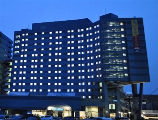 APA Hotel Toyama Ekimae
