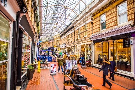 Find Shops in Town Centre, Bournemouth using the Local Store shopping guide.