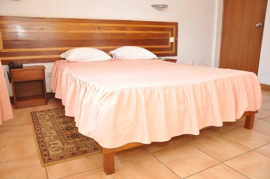Hotel O Bigodes: Double room