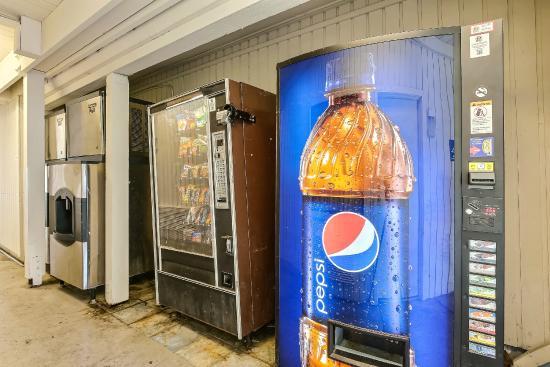 Motel 6 Oakland-Embarcadero: Vending