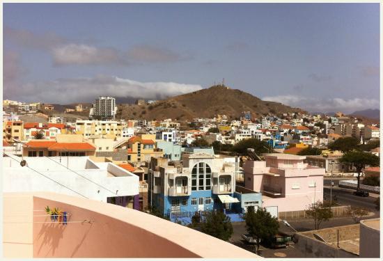 Casa Comba : Panoramica Mindelo