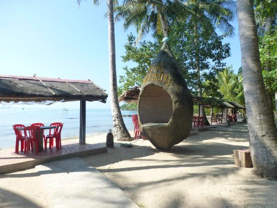 Mai Phuong Beach Resort: Ground Area