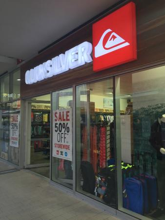 Quiksilver shop - Picture of Watertown Brand Outlet Centre, Perth ... 6684fdbe9f