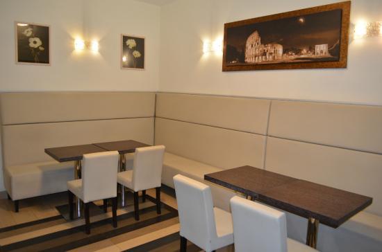 Hotel Del Corso: Dependance Class House-Sala colazioni