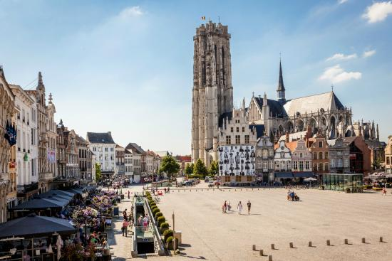 Malinas, Bélgica: Provided by: Mechelen Tourism Board