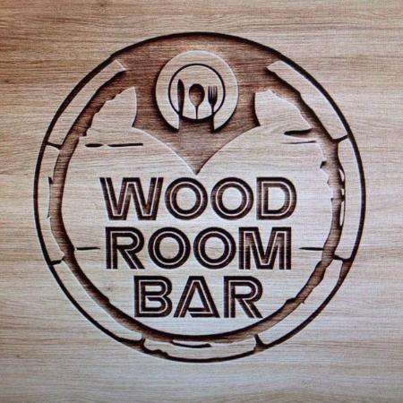 Wood Room Bar: Лого