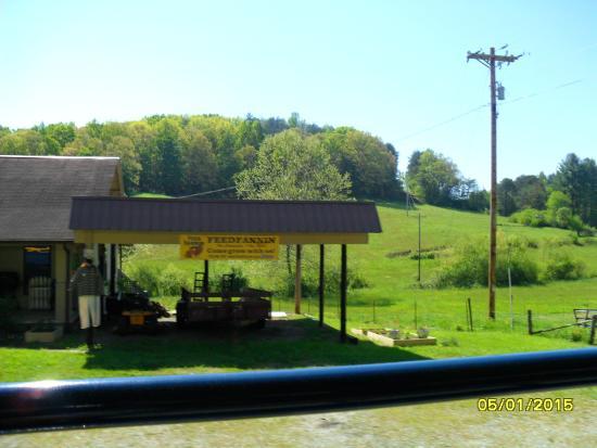 Blue Ridge Scenic Railroad 20