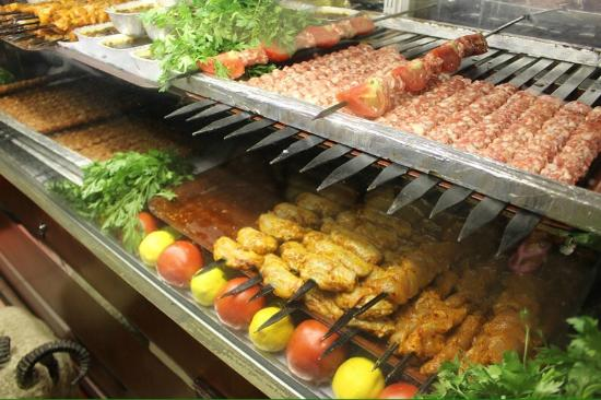 Mercan Kebab
