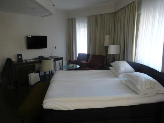 Elite Plaza Hotel Malmo: The room