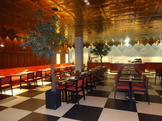 Elite Plaza Hotel Malmo: Brekafast room