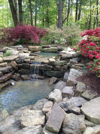 Clay City, IN: Azalea Path Arboretum and Botanical Gardens