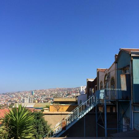 Voga Exclusive Guesthouse: View to the right