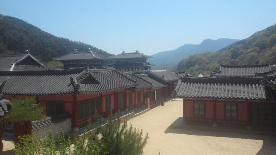 Mungyeong, Südkorea: inside2