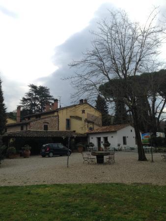Borgo San Benedetto: hotel area