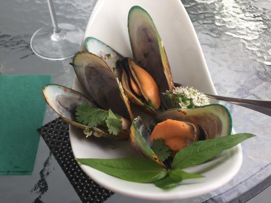 The Masters Lodge: Hors d'oeuvres