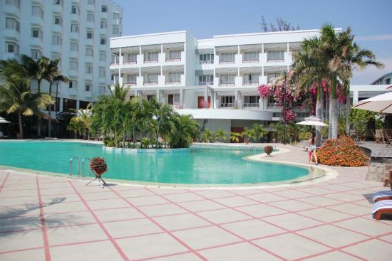 Khanh Hai, Vietnam: Бассейн отеля