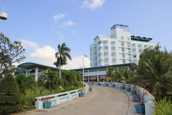 Khanh Hai, Vietnam: Отель