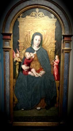Museum of Fine Art (Goteborgs Konstmuseum): Belle Madonne de Brea