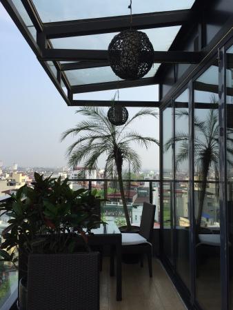 Authentic Hanoi Hotel: Breakfast
