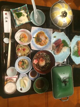 Keien Hananose: 料理
