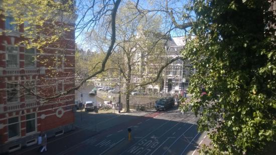 Hotel Weber: Vista da Varanda