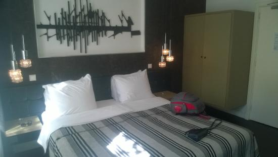 Hotel Weber: Quarto
