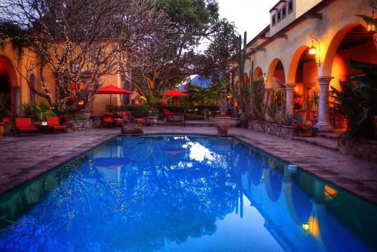 Hacienda De Los Santos: Tomas Main Pool