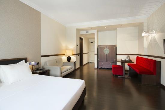 Nh milano grand hotel verdi updated 2017 reviews price for Nh hotel milano