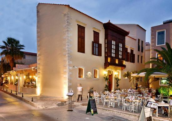 Corina Restaurant : Exterior 2