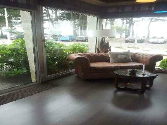 Hotel Kastel: salon