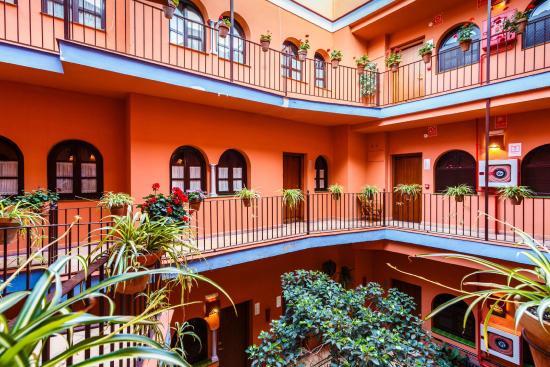 Patios Picture Of Hotel Patio De La Alameda Seville