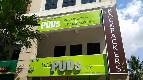 PODs The Backpackers Home