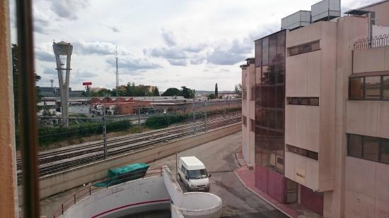 Hotel Torre Hogar: Desde la ventana
