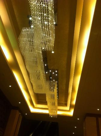 Muong Thanh Ha Long Hotel: Lounge Cieling