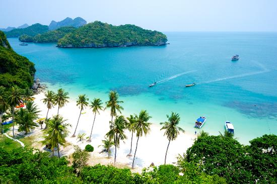 Mu Ko Ang Thong National Park Picture Of Thailand Asia